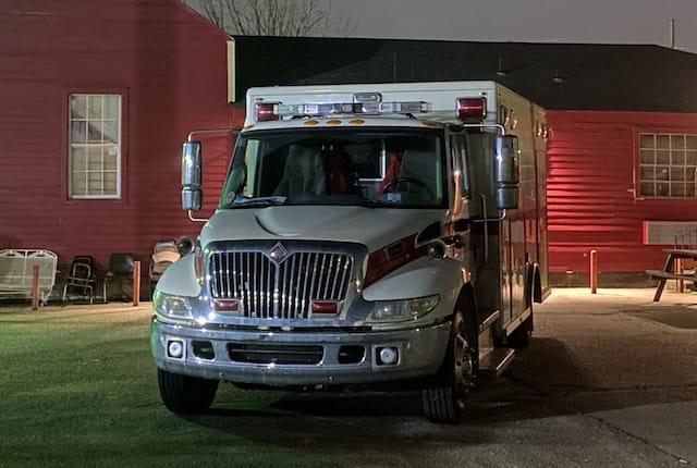 Bed bugs in Nashville Ambulances