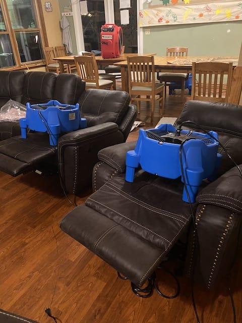 Eliminate bed bugs in Nashville TN recliner